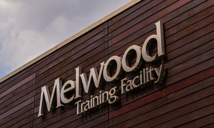 Generic images of Melwood training ground