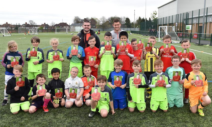 LFC Foundation and Red Neighbours event