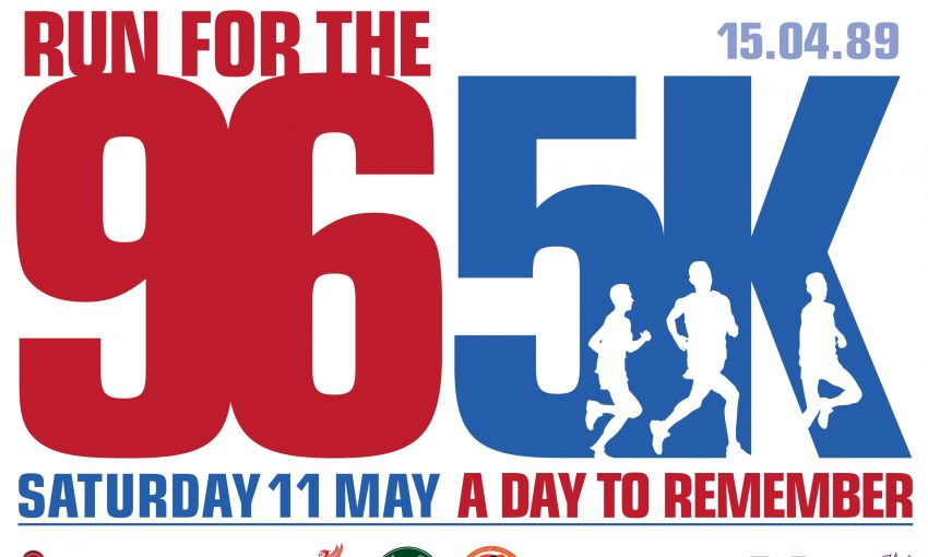 Run for the 96 poster