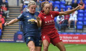 LIVERPOOL FC WOMEN V MANCHESTER UNITED
