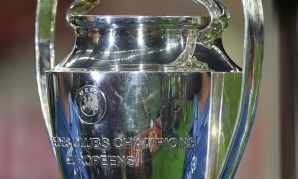 Champions League trophy