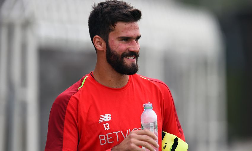 Alisson: Why I've Settled So Quickly At Liverpool