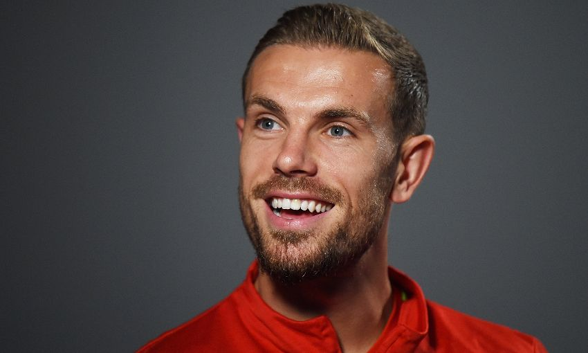 Jordan Henderson signs new Liverpool contract