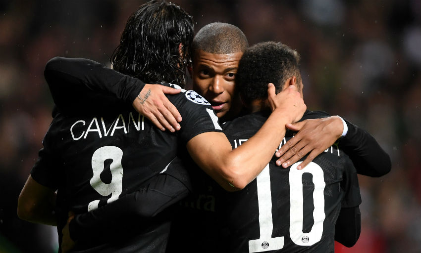 Stunning late goal gives Liverpool dramatic Champions League victory over PSG