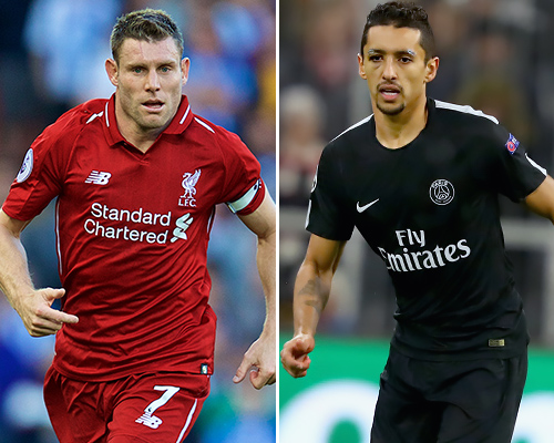Milner in awe of Liverpool teammate Firmino