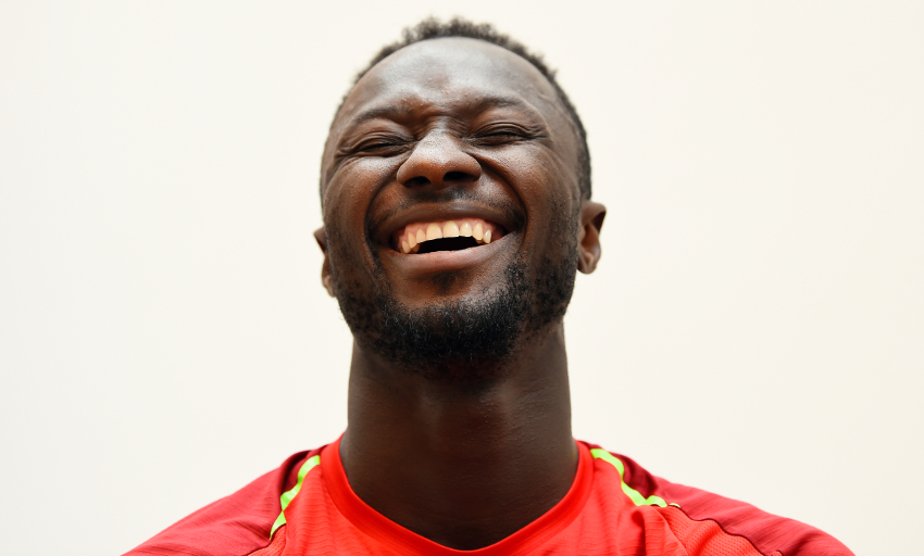 Naby Keita says he needs time to adapt at Liverpool