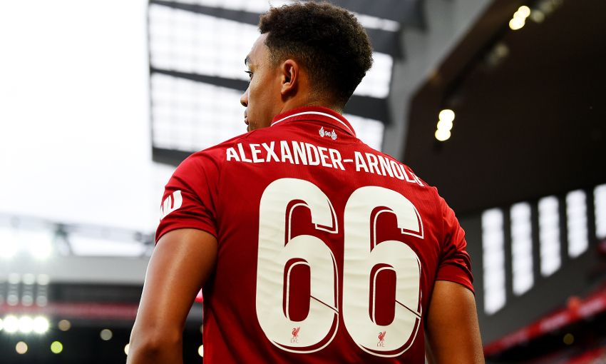 newest be831 8cb1b Stats: Alexander-Arnold set for Liverpool milestone ...