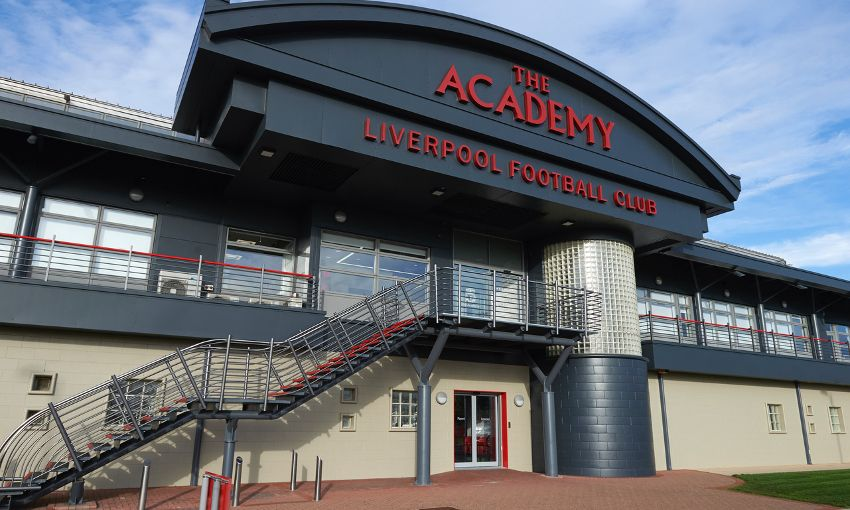 General view of the LFC Academy