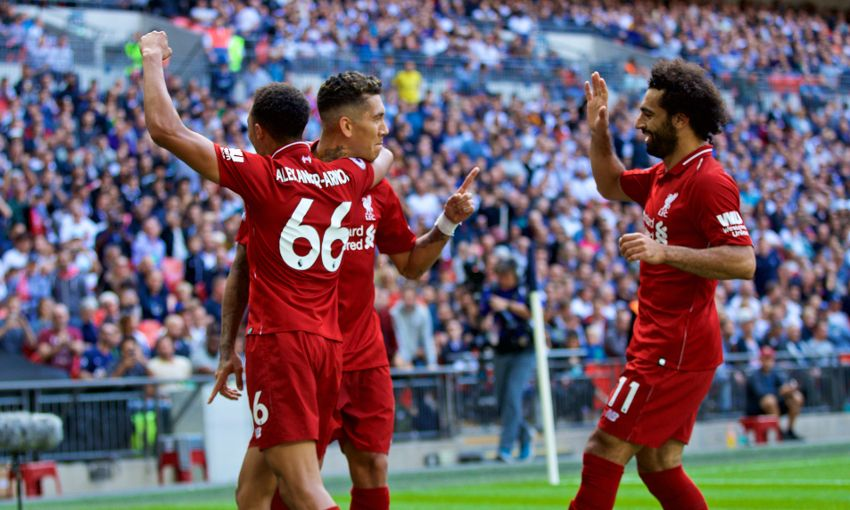 863ee74ff Trent  Our tactics were spot on against Tottenham - Liverpool FC