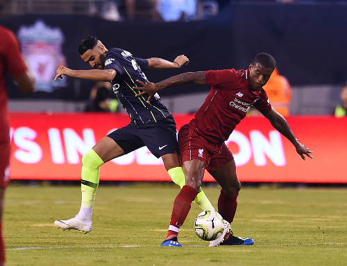 Liverpool vs. Manchester City final score, recap: Mahrez misses penalty kick in a scoreless draw