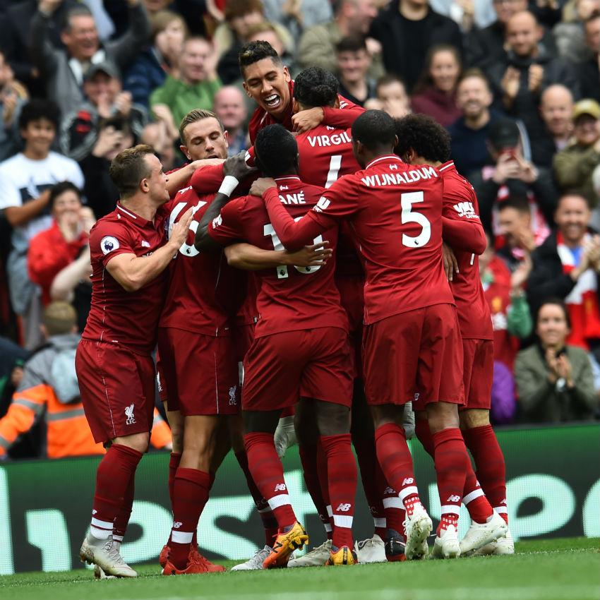 03bb39d79ed Liverpool 3-0 Southampton  Five talking points - Liverpool FC