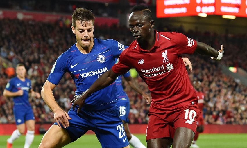 8e0a07e70 Match report  Reds out of League Cup after Chelsea comeback ...