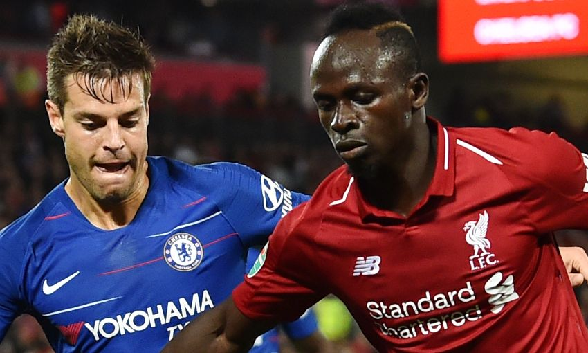 37a9c1f05 Match report  Reds out of League Cup after Chelsea comeback - Liverpool FC