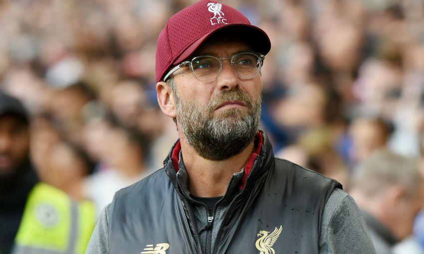 Jürgen Klopp, Liverpool FC, at Chelsea FC