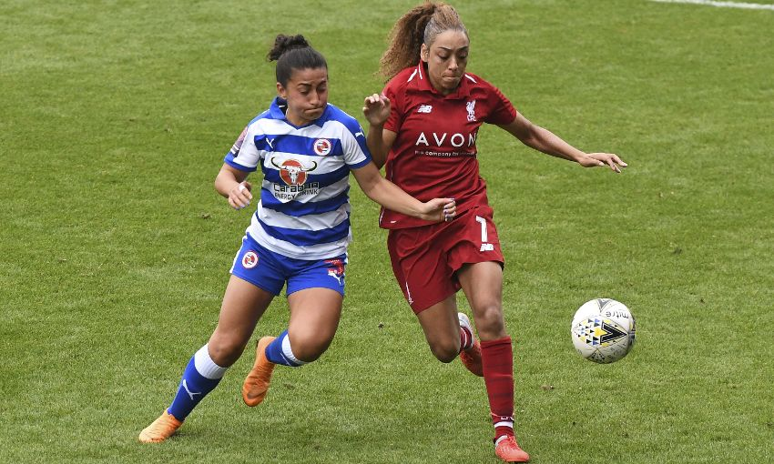 Liverpool FC Women v Reading