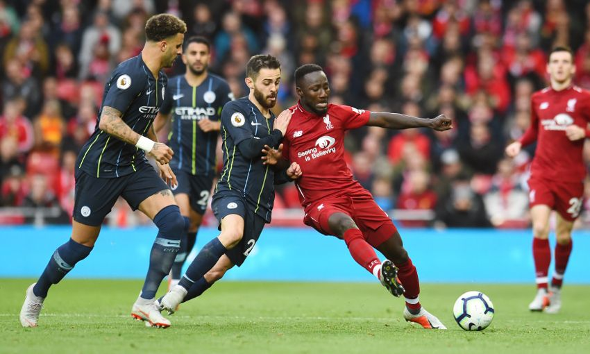 Image result for man city and liverpool