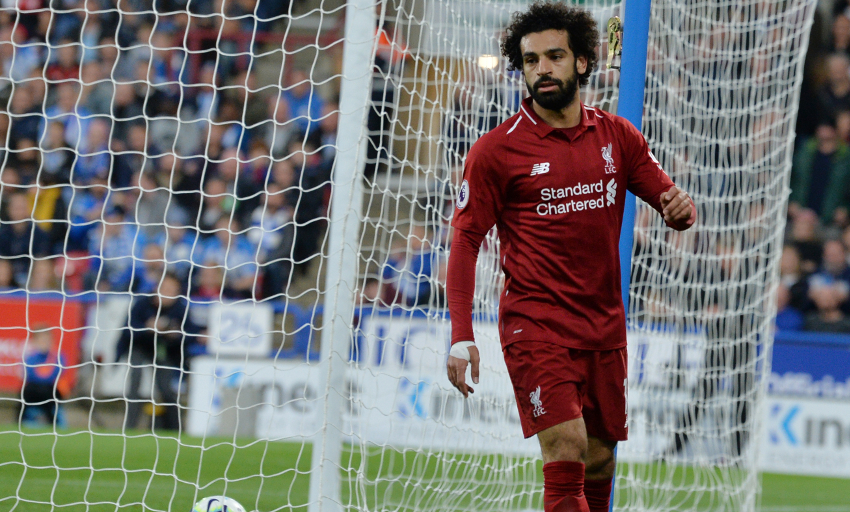 Klopp hails 'world class' Salah after Egyptian nets 50th Premier League goal