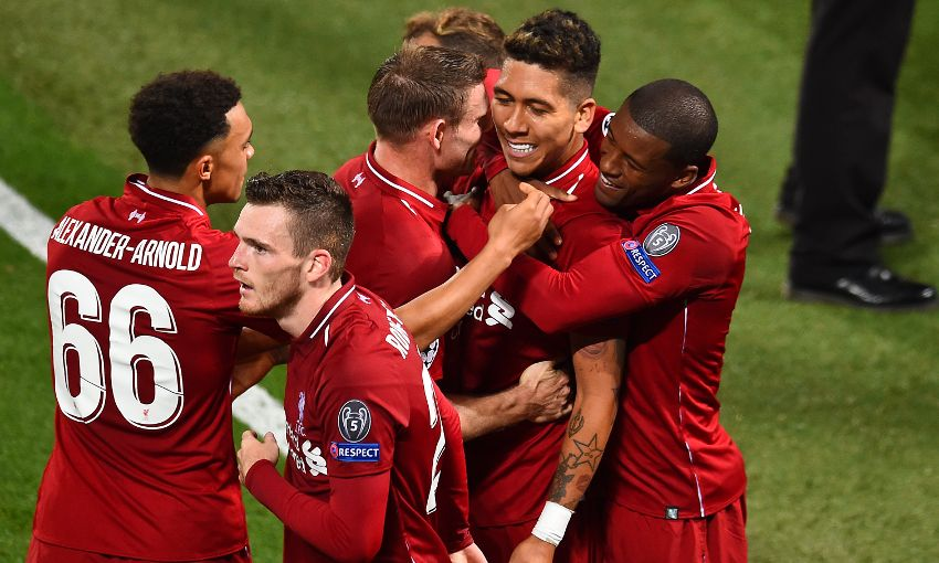 Wijnaldum: We're known in Europe now - Liverpool FC