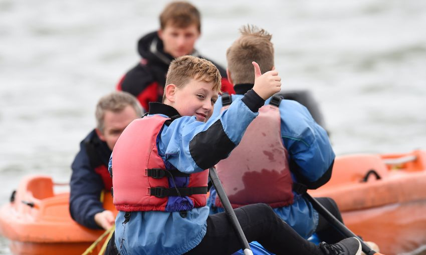 LFC Foundation Kicks Football+ kayak