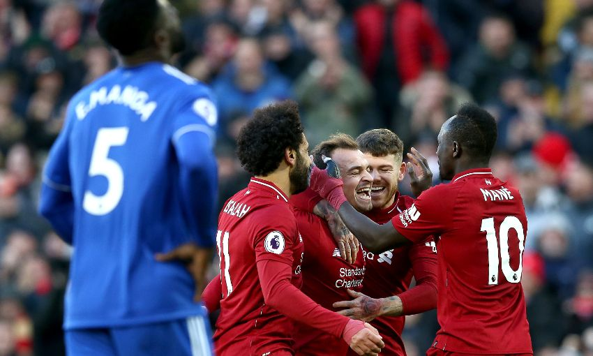 Liverpool 4-1 Cardiff  Talking points - Liverpool FC 91e00d029