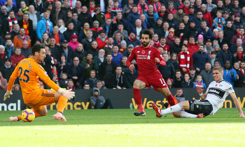 Liverpool lucky with Fulham's disallowed goal but deserved win Jurgen Klopp