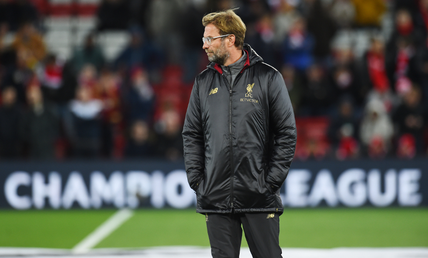 Klopp might drop Liverpool star for Red Star game after public declaration