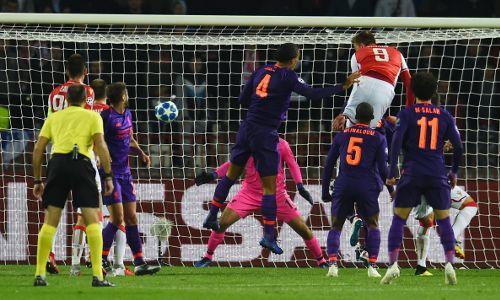 Red Star Belgrade v Liverpool