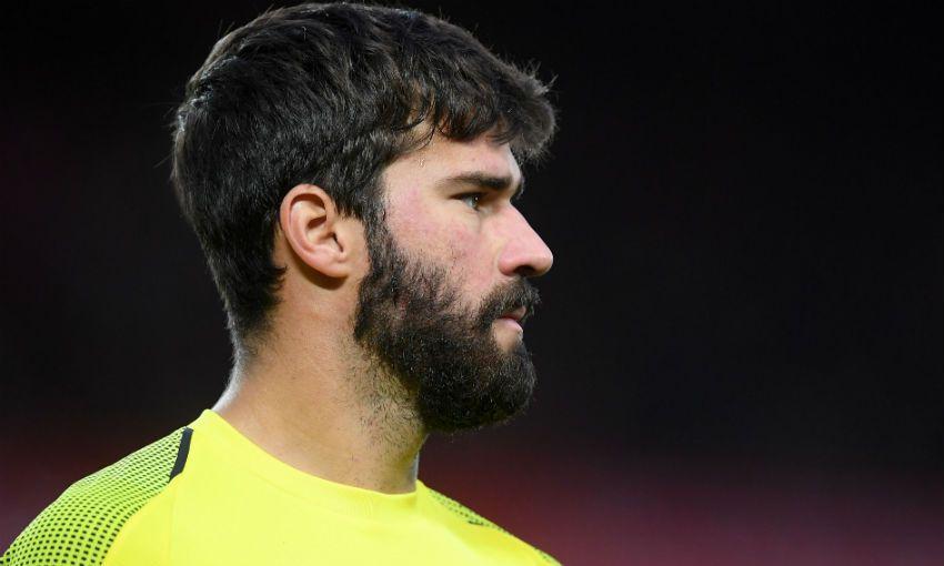 Alisson Becker, Liverpool FC goalkeeper
