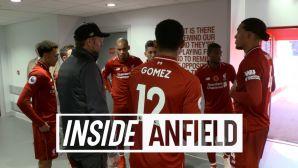 Inside Anfield: LFC 2-0 Fulham - Tunnel cam