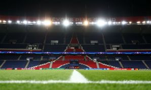 Paris Saint-Germain's Parc des Princes