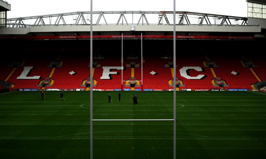 Magic Weekend heads for Anfield