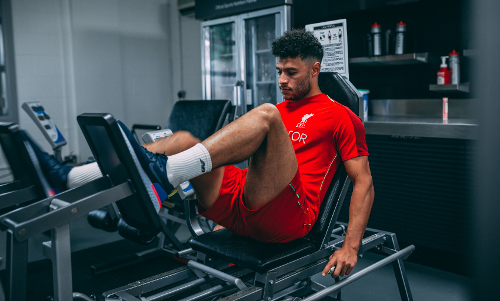 Oxlade-Chamberlain targeting early return