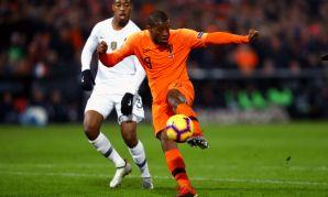 Georginio Wijnaldum, Netherlands v France