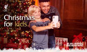 LFC Christmas gift ideas for children