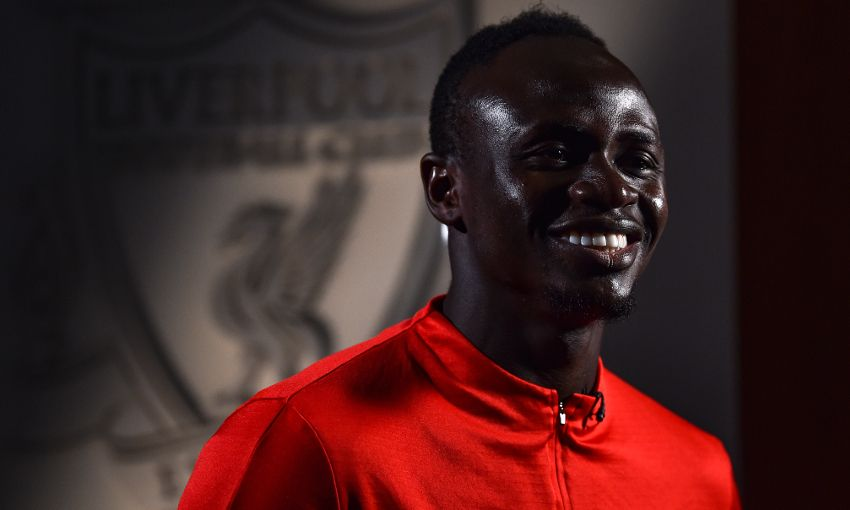 Sadio Mane signs new Liverpool contract