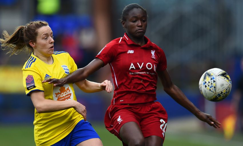 Liverpool FC Women v Birmingham City