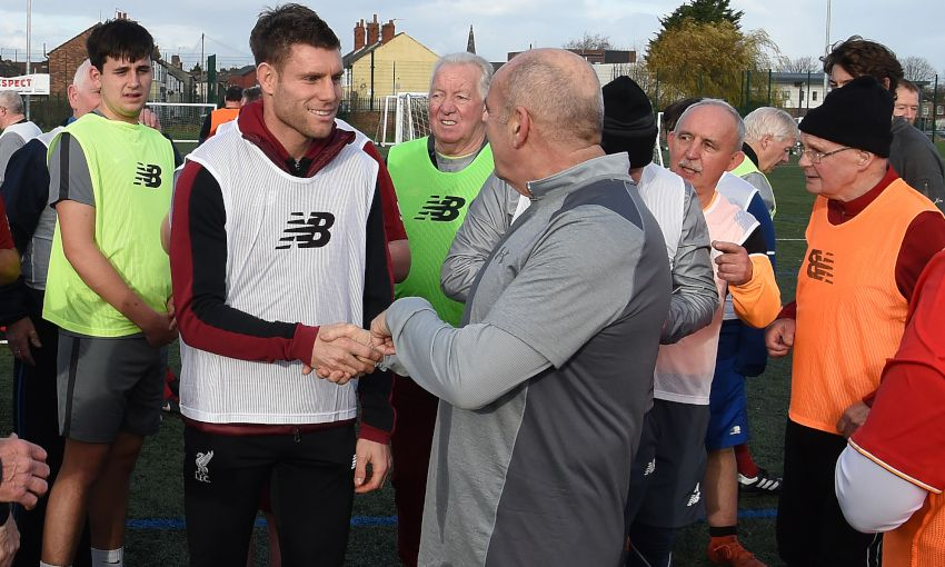 JAMES MILNER RED NEIGHBOURS