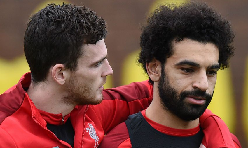 Training photos: Focus turns to Bournemouth at Melwood - Liverpool FC