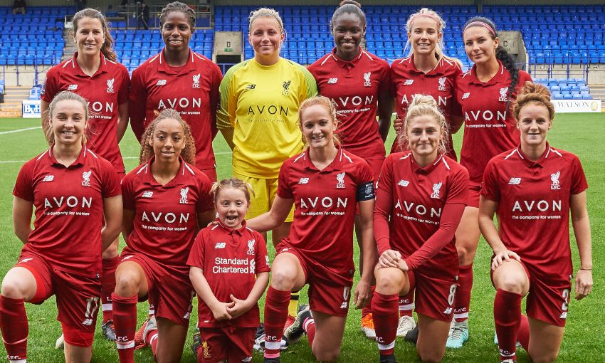 LFC Women announce new fixture date v Everton | Football-Addict