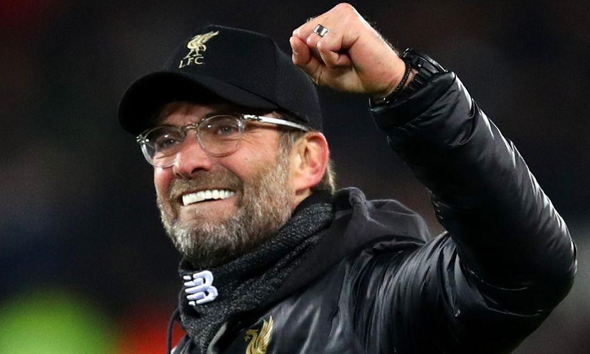 Liverpool 1-0 Napoli: Jürgen Klopp's reaction