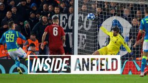 Inside Anfield: Liverpool 1-0 Napoli | Tunnel cam and more