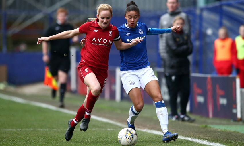 LFC Women v Everton