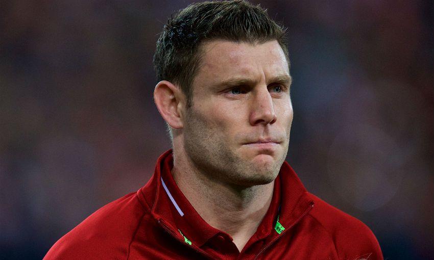 Liverpool FC's James Milner