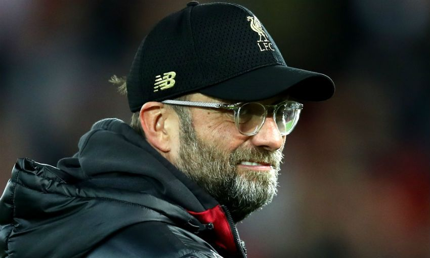 53b7a4e7eb6 Liverpool 5-1 Arsenal  Jürgen Klopp s reaction - Liverpool FC