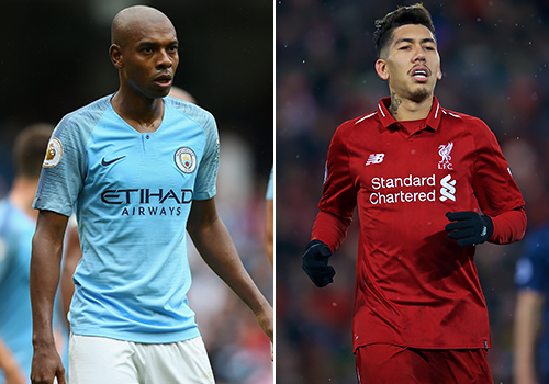 Fernandinho believes Liverpool will crack as Man City close the gap