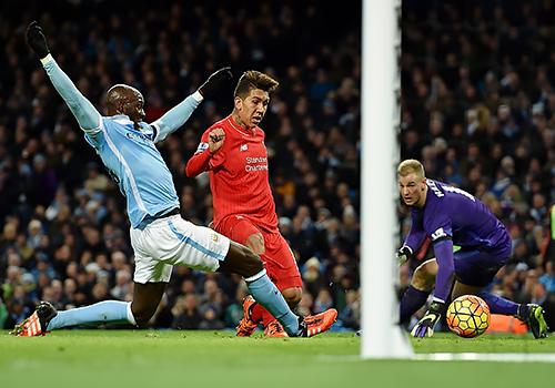 Sergio Aguero looks to keep Etihad streak going against Liverpool
