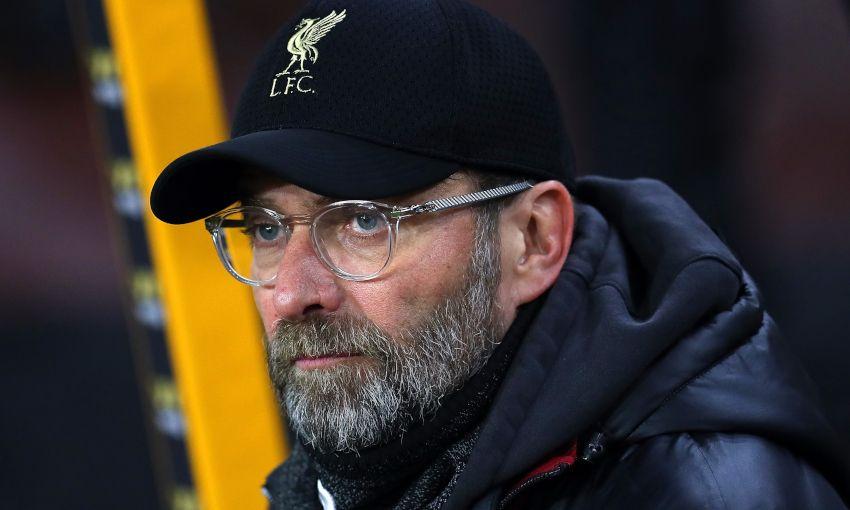 Wolves v Liverpool