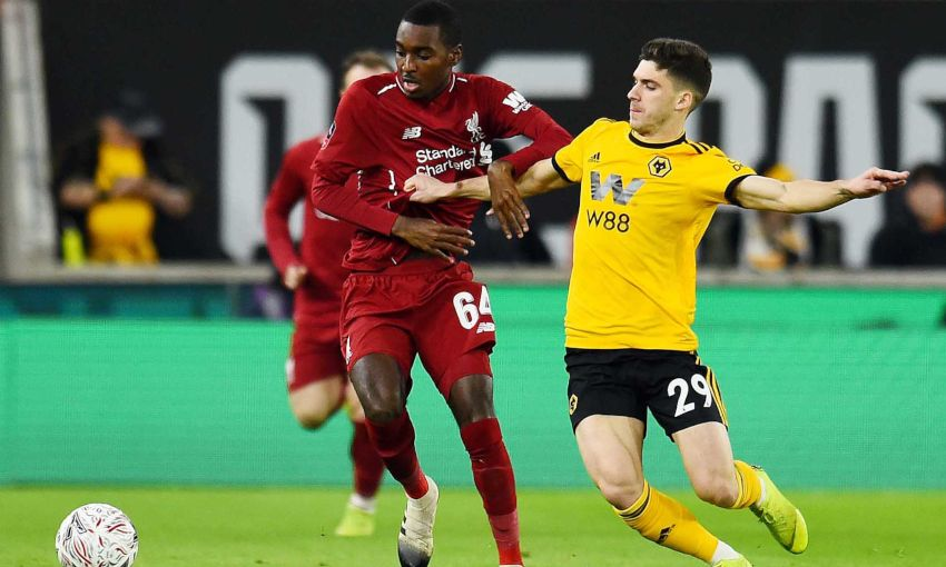 a6d5709a4 Match report  Reds knocked out of FA Cup by Wolves - Liverpool FC