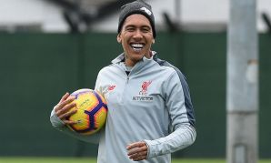 Roberto Firmino of Liverpool FC