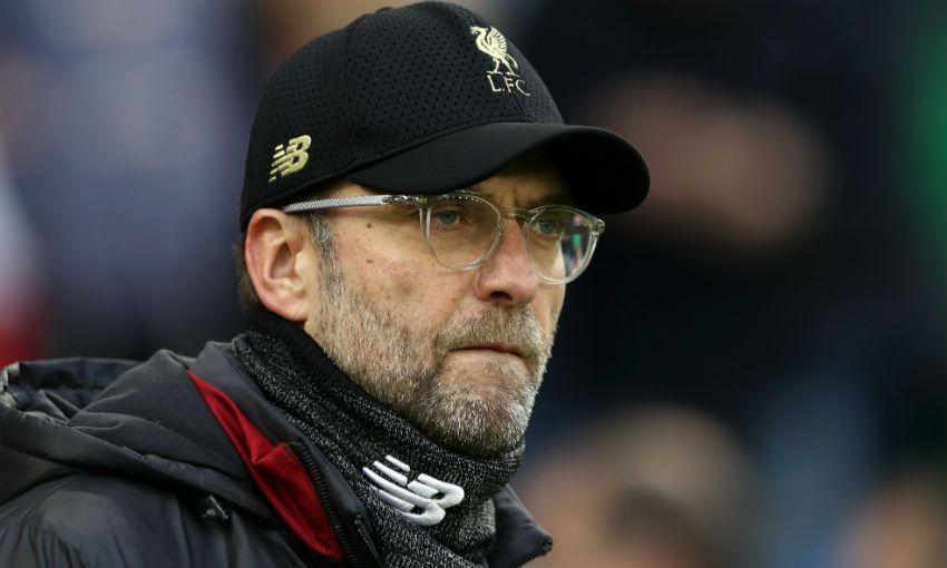 Jürgen Klopp of Liverpool FC
